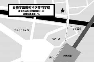 地図 - ISCオープンラボ